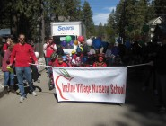 Incline Village Nursery School at SnowFest 2012